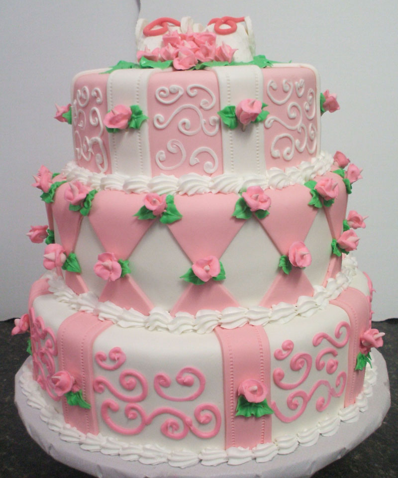 Bakery Baby Shower Cake Ideas and Designs