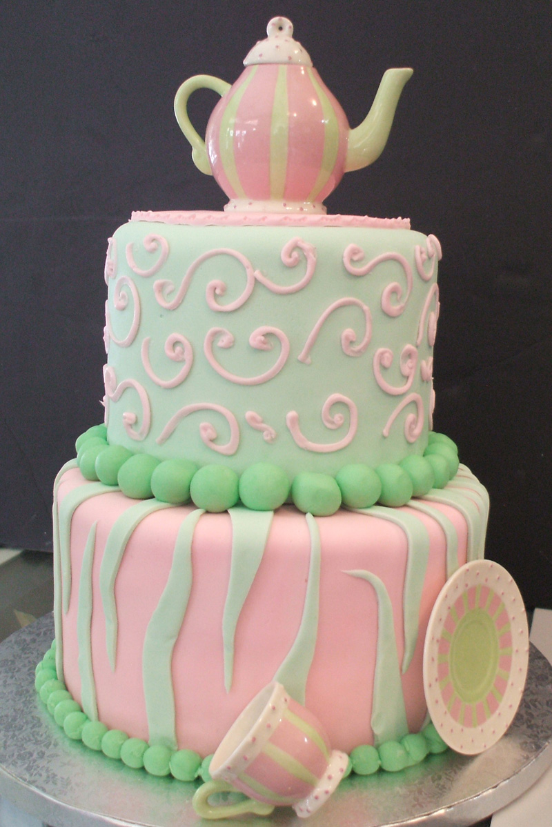 Baby Shower Cakes Shreveport