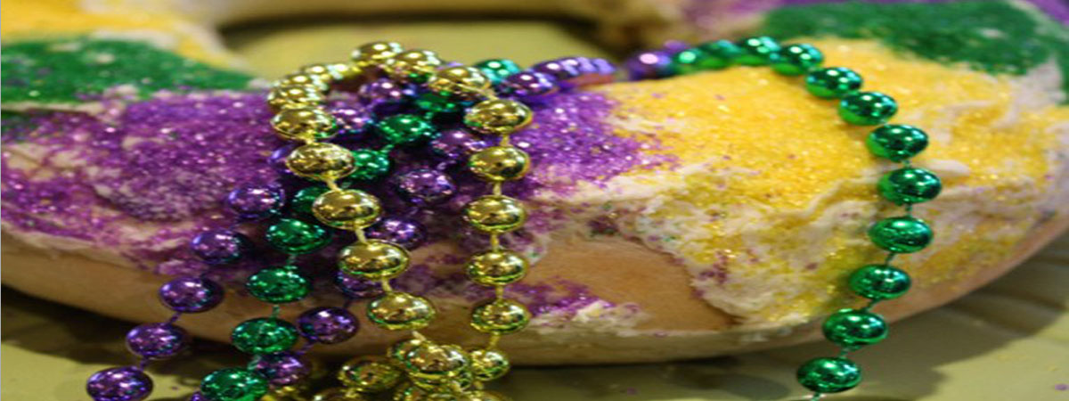 King Cake Making Parties