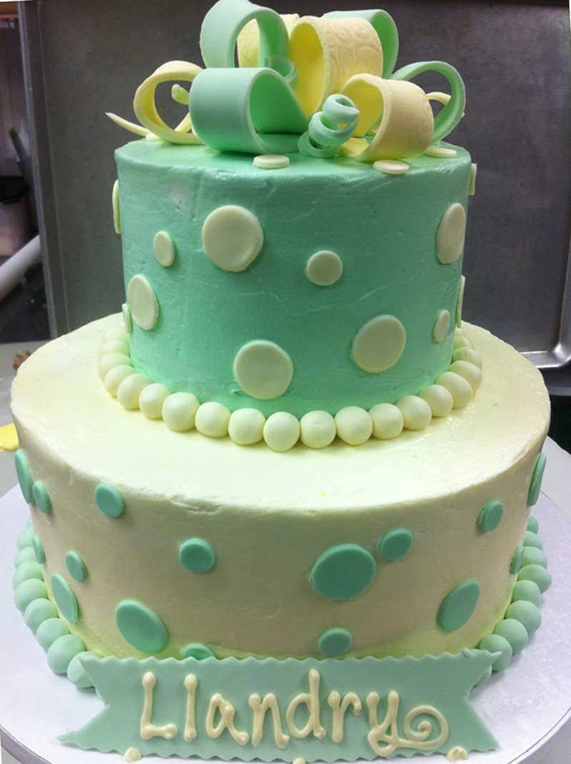Baby Shower Cakes Archives Lilah S Bakery