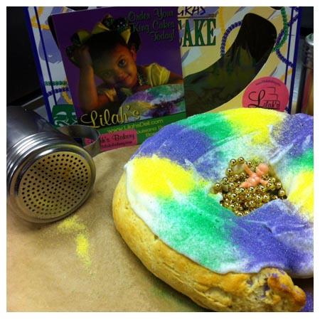 Gluten Free King Cake